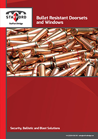 Bullet Resistant Doors and Windows Brochure